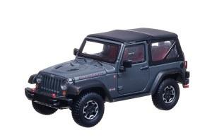 1:43 Scale 2013 Jeep Wrangler Rubicon 10th Anniversary - 86047