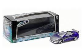 1:43 Scale Fast & Furious 2001 Mitsubishi Eclipse Spyder  - 86210