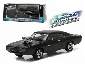 1:43 Scale Fast Five '70 Dodge Charger R/T - 86228