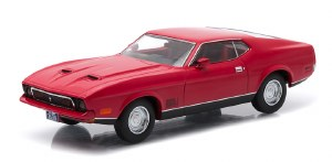 1:43 Scale 1971 Ford Mustang Mach 1 - 86304