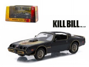 "1:43 Scale 1979 Pontiac Firebird Trans AM ""Kill Bill Vol. 2"" (2004) - 86452"