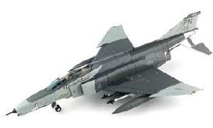1:72 Scale McDonnell Douglas F4G Phantom II Wild Weasel USAF 69-0291 90th TFS 1990 Desert Storm - HA19010