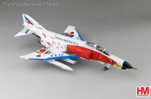 1:72 Scale McDonnell Douglas F-4EJ Kai 302sq F-4 final Year 2019 - HA19011