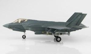 1:72 Scale Lockheed Martin F-35A 15-5194 466th FS Diamondbacks - HA4419