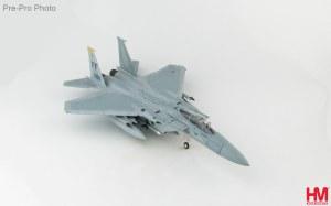 1:72 Scale McDonnell Douglas F-15C Maloney's Pony 82-0023 27th TFS 1st TFW 1991 - HA4516