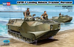 1:35 Scale LVTP-7 Landing Vehicle Tracked Personal - 82409