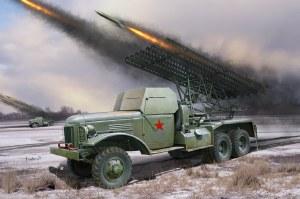 1:35 Scale Russian BM-13N - HB83846