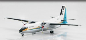"1:200 Scale Fokker F-27 Friendship West Coast Airlines ""N2703"" - HL1103"