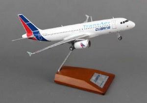 1:200 Scale Cubana de Aviación A320 EI-TLJ - CUB615