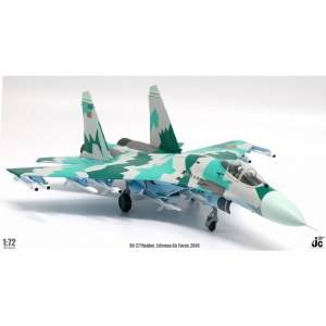 1:72 Scale SU-27 Flanker, 2010 Eritrean Air Force - JCW72SU27007