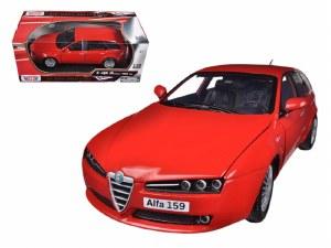 1:18 Scale Alfa Romeo 159 SW - 79166