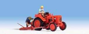 HO Scale Tractor 'Fahr' - 16756