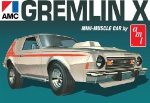 1:25 Scale 1974 AMC Gremlin X - AMT1077