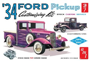 1:25 Scale 1934 Ford Pickup - AMT1120