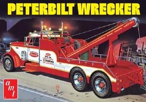 1:25 Scale Peterbilt 359 Wrecker - AMT1133