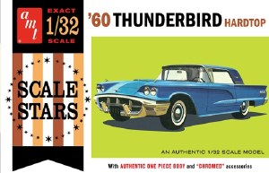 1:32 Scale 1960 Ford Thunderbird - AMT1135