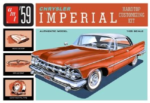 1:25 Scale 1959 Chrysler Imperial - AMT1136