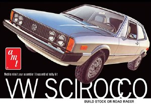 1:25 Scale VW Scirocco - AMT925