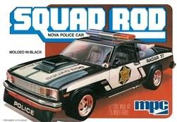 1:25 Scale 1979 Chevy Nova Squad Rod Police Car - MPC851