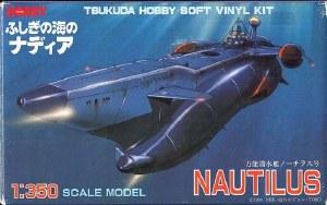 Nautilus Soft Vinyl Kit (Movie) 1:350 - 3200218