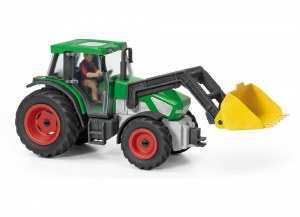 Tractor With Driver - 42052