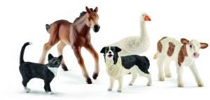 Farm World Animals, Assorted - 42386