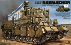 1:35 Scale IDF Nagmachon Doghouse-Late APC - TML4616
