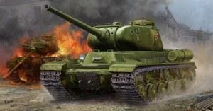 1:35 Scale Soviet JS-1 Heavy Tank - 05587