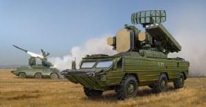 1:35 Scale Russian SA-8 Gecko - 05597