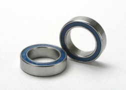 Ball Bearings, Blue Rubber Sealed, 10x15x4mm - 5119