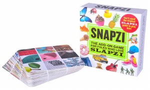 Snapzi Card Game
