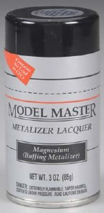 Magnesium (F) Metalizer Spray 85g - 1453