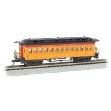 HO Gauge 1860-1880 Wood Coach Western & Atlantic - 13403