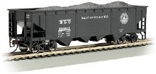 HO Scale 40' Quad Hopper Baltimore & Ohio #434811 - 17606