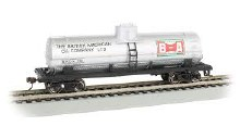 HO Scale 40' Single-Dome Tank Car British-American Oil - 17812