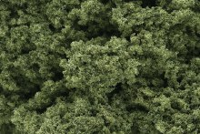 Foliage Clusters Light Green - FC57