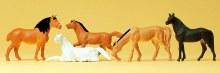 HO Gauge Horses - 14150