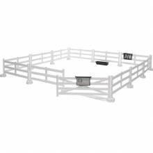 Horse Fence White - 24162504