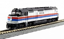 N Scale EMD SDP40F Type I Amtrak Phase II Paint #529 DCC Ready - 1769203