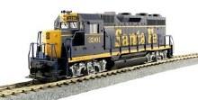 HO Gauge EMD GP35 Phase Ia - Atchison, Topeka & Santa Fe #3301 DCC Ready - 373021