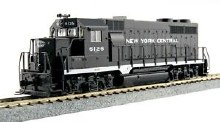 HO Scale EMD GP35 Phase Ia - New York Central #6126 DCC Ready - 373024