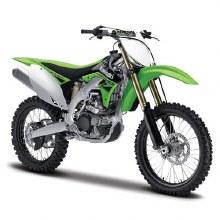 1:18 Scale Kawasaki KX 450F - 51045