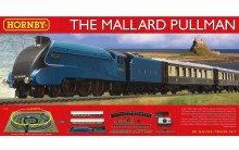 OO Gauge Mallard Pullman Train Set - R1202