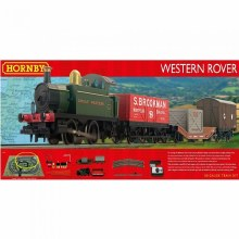 OO Scale Western Rover Train Set - R1211