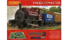 OO Gauge Freight Master Train Set - R1223