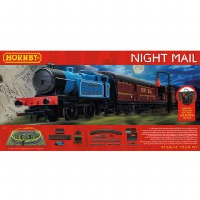 OO Scale Night Mail Train Set - R1237