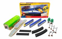 Junior Paddington Bear Train Set - R1247