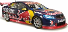 1:18 Scale Shane van Gisbergen 2017 Red Bull Holden Racing Team Holden VF Commodore - 18632