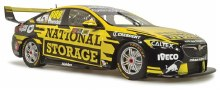 1:18 Scale Craig Lowndes' 2018 Auckland Supersprint Livery ZB Commodore - 18694