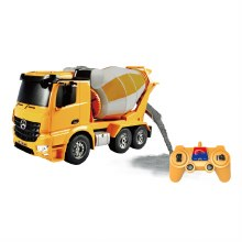 1:26 Scale Mercedes-Benz Arocs Cement Mixer RTR - 435578003